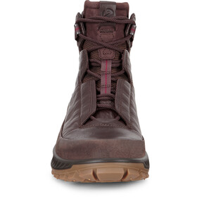 ECCO Exostrike Boots Men Coffee/Mocha